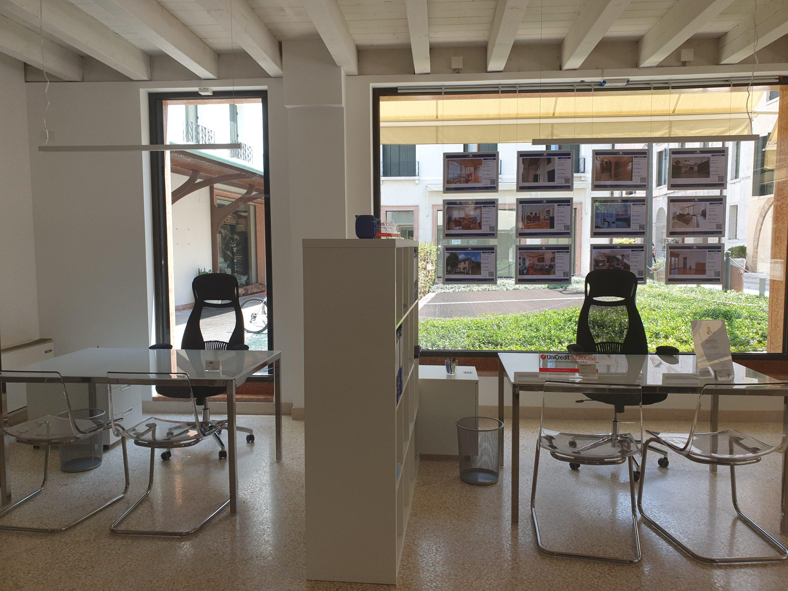 Agenzia immobiliare impREsa Treviso Quartiere Latino interno